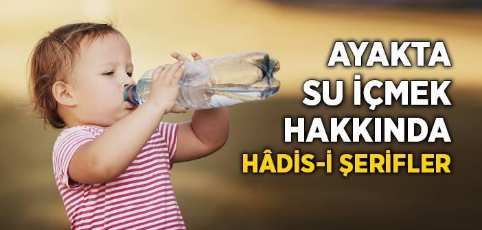 Su İçmek Bebek Zararlı